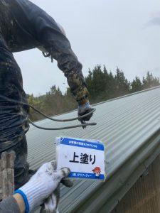 豊川 屋根 塗装